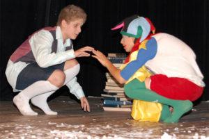 teatro-300x200 Casa Escola é destaque no Jornal Tribuna do Norte