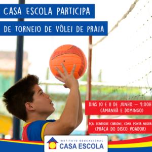 Post-dia-09-06_Instagram-300x300 Casa Escola participa de torneio de vôlei de praia