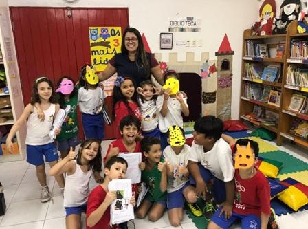 foto-andrea-25 Projeto da Biblioteca Viva integra literatura e conscientização ambiental