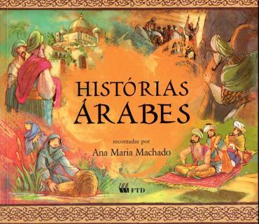 historias-arabes Dica GIII Vespertino: Adaptação brasileira do livro 'As Mil e Uma Noites'