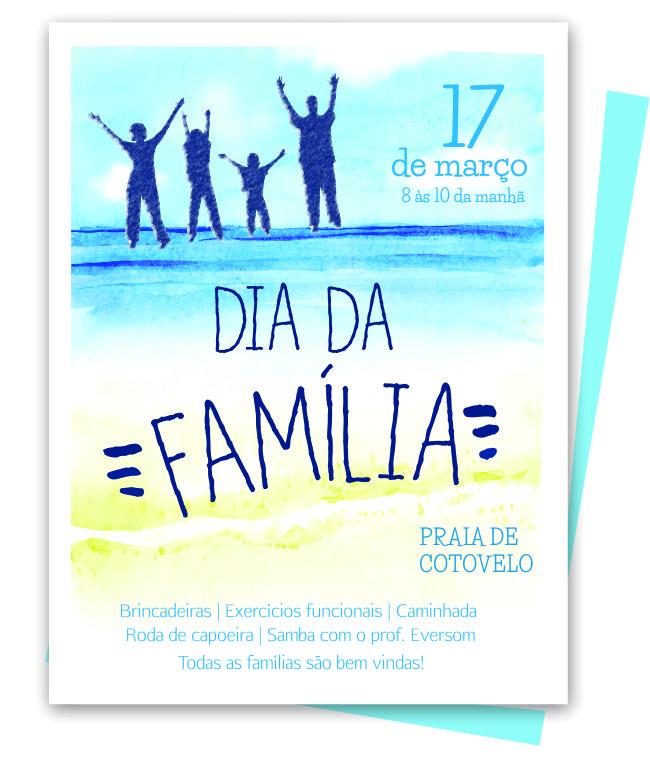 dia-da-família-convite Dia da família será realizado neste sábado (17/03)