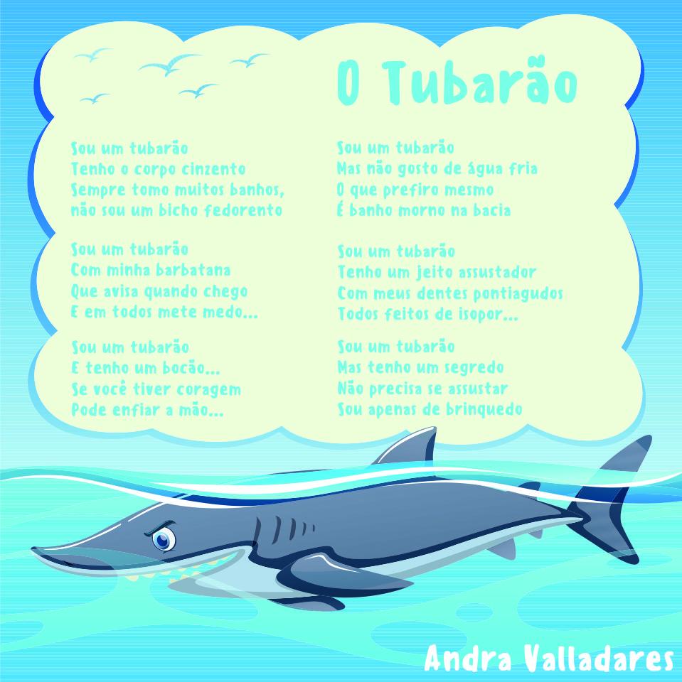tubarão-matéria Dica GIV Matutino: conhecendo o tubarão com música e poesia
