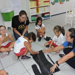 g5_vesp_corpo_humano_materia-300x300 Turmas da Educação Infantil mapeiam o corpo humano