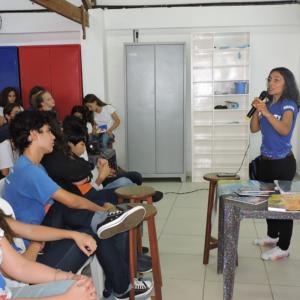 oceanica_matéria-300x300 Estudantes arrecadam donativos para ONGs de conscientização sobre o ambiente marinho