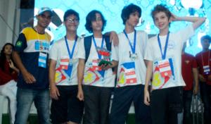 Post-dia-20-09-site-e1537445820427-300x176 Alunos da Casa Escola conquistam o 2º lugar na etapa estadual da Olimpíada Brasileira de Robótica
